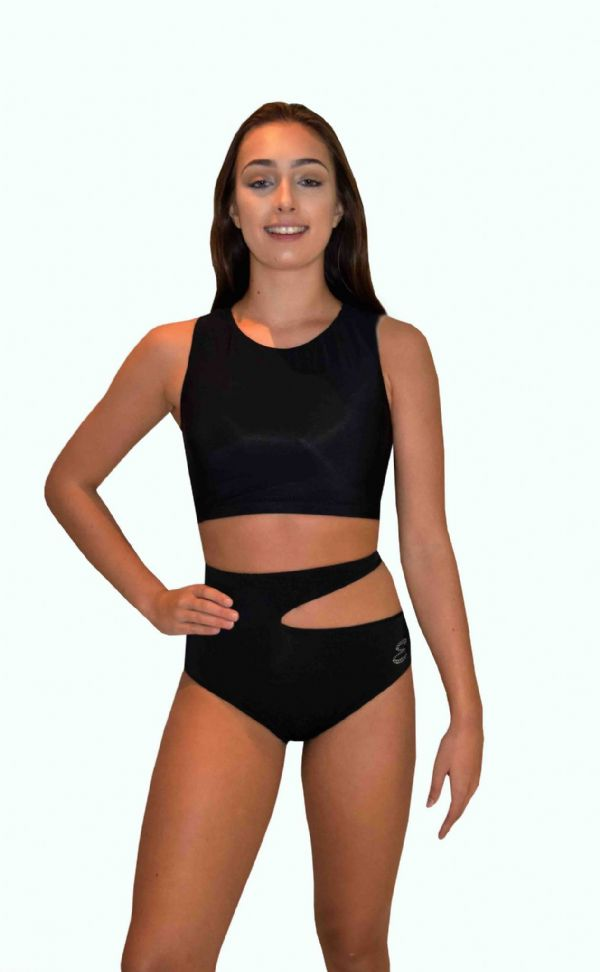 Gym Pants and Crop Top (Aerial Set 3) From £38.90